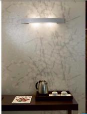 Fontana Arte Riga Alluminio Anodizzato 70x9x7 lampada applique 1x36W FLUO 2G11