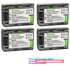 Kastar Replacement Battery Pack for Sony NP-FP50 NP-FP51 Sony DCR-SR30 DCR-SR40