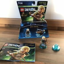 LEGO Dimensions Minifigures 71219 Lord of The Rings - Legolas w/ Box