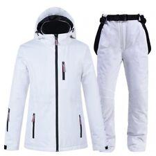 Ski Suit Windproof Waterproof Breathable Warm Snowboard Jackets Pants Ski Set
