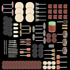 350X Rotary Multi Tool Drill Bit Set Cutting Polishing Sanding Accessories