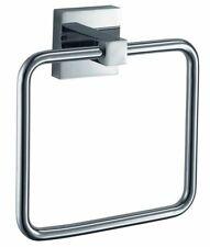 Haceka Mezzo Chrome Handtuchring Handtuchhalter Rostfrei -  Metal Towel Ring