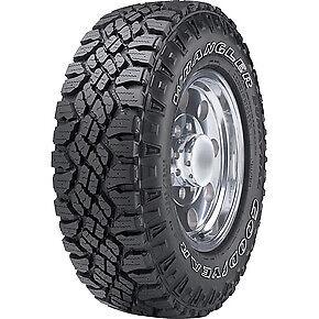 Goodyear Wrangler Duratrac LT275/70R18 D/8PR BSW (4 Tires)