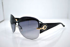 NEW CHRISTIAN DIOR PRECIEUSE F Women Sunglasses BKSEU Gold Black Gradient