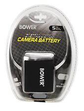 Bower NB-4L NB4L Rechargeable Battery for Canon ELPH 100HS, 300HS, 310HS, 330HS