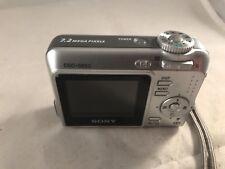 Sony Cybershot DSC-S650 Silver Digital Camera