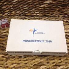 NEDERLAND 2010 - EUROMUNTEN - MUNTROLPAKKET - MUNTROLLEN PAKKET - YEARPACK