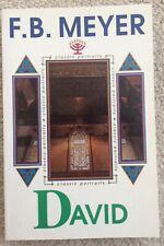 David: Shepherd, Psalmist, King by F. B. Meyer