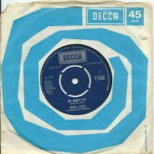 Small Faces:My mind's eye/I can't dance with you:UK Decca:1966