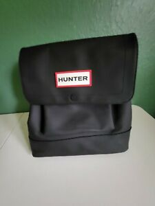 BNWT Hunter for Target Large Backpack mint condition Black