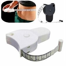 1 Pc Simple Cnvenient Body Tape Measure for Measuring Waist Diet Weight Loss TO