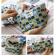 New Fashion Beauty Women Cat Travel Case Cosmetic Bag Makeup Pouch-10