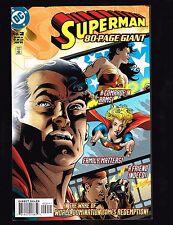 Superman 80-Page Giant #2 ~ Justice League & Wonder Woman App ~ 1998 (9.2) WH