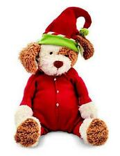 Bunnies by the Bay Skipit the Dog Christmas Elf Plush Doll