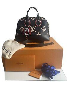 Louis Vuitton Limitiert Alma Crafty Neu Fullset