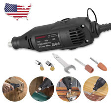 New MultiPro Electric Grinder 5 Variable Speed Power Rotary Tool Drill Set 110V