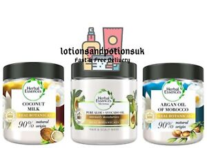 Herbal Essences Bio Renew Hair Mask ARGAN OIL / COCONUT MILK / ALOE & AVOCADO