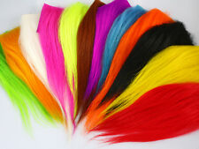 Fly Tying Material Cashmere Goat Hair For Sunray Shadow Tube Flies Dog Fly