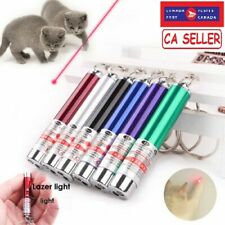 1Pc Pet Cat Toys Led Laser Pointer Pen Light Children Game Funny kitty Stick toy