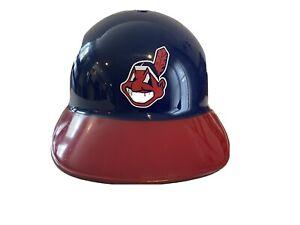 Vintage 1969 Cleveland Indians Wahoo Logo MLB Baseball Plastic Batting Helmet