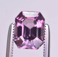 Natural Mogok (Burma) Pink Spinel 1.75ct