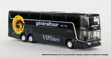 HO 1/87 Iconic Replica # 87-0014 Van Hool TDX Double Decker Bus - General Tours
