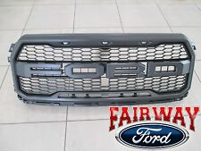 2017 F-150 SVT RAPTOR OEM Genuine Ford Grille - Complete with Lights - NEW