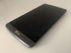 Faulty LG G3 D855 - 16GB - Black (Unlocked) Smartphone (KS)