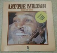 Little Milton- Blues N Soul (Vinyl LP 1974) VG/VG MPS-8518 STAX