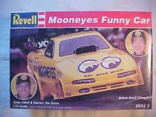 Revell Mooneyes Funny Car 1:24 Scale