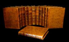 [DROIT - CODE CIVIL] D'AGUESSEAU [DAGUESSEAU] - Oeuvres. 10 vol. in-4. 1759.