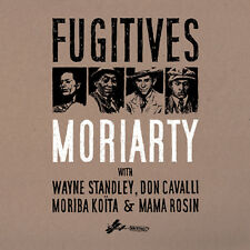 MORIARTY - FUGITIVES (CD DIGIPACK NEUF)