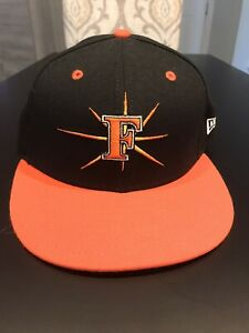 Frederick Keys New Era 5950 Fitted Hat Cap Size 7 1/4 NWT Made In USA MiLB