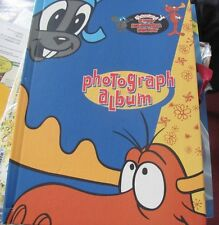 Rocky and Bullwinkle Photograph Album holds 31 pictures!