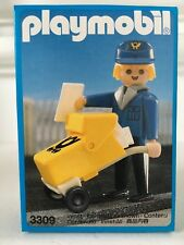 PLAYMOBIL POST OFFICE CARRIER 3309 MISB 1987