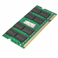 2x 2GB 2G DDR2 PC2-5300 SODIMM Speicher RAM Memory 667MHz 200-pin PC Laptop GY