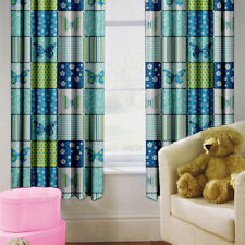 Children's Animals Bedroom Curtains