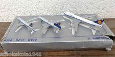 SCHABAK 1:600 Jet Set der Lufthansa in Schachtel