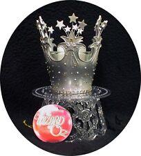 Princess theme Fairytale Queen Wedding Cake Topper Glinda CROWN Wizard of OZ