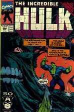 Incredible Hulk # 384 (Dale Keown, Infinity Gauntlet crossover) (Estados Unidos, 1991)