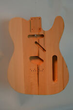 Unfinished Telecaster Tele Electric Guitar Body Solid Basswood Made in USA