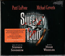 Sweeney Todd: The 2005 Broadway Production BRAND NEW 2XCD Free 1st Class UK P&P