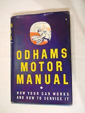 Odhams Motor Manual 1949 - Odhams Press h/b 320pp