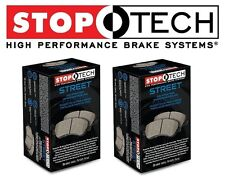NEW Volvo S60 V70 R Front and Rear Street Brake Pads Set Kit Stoptech