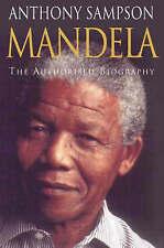 """VERY GOOD"" Mandela: The Authorised Biography, Sampson, Anthony, Book"