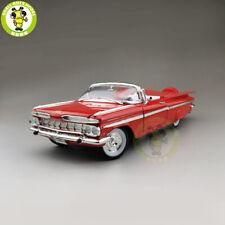 1/18 1959 Chevrolet IMPALA Road Signature Diecast Model Car Toys Boys GiftS