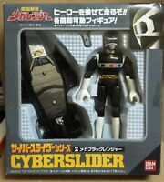 Power rangers in space black 12cm Super Sentai action figure cyberslider1997