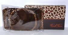 Campanelli Fresh Face Makeup Remover Towels (Leopard) Brand New In Box Sealed