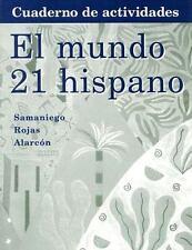 El Mundo 21:  Para Hispano: Workbook Lab Manual