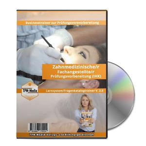 Lerntrainer Zahnmedizinische/r Fachangestellte/r mit über 670 Lernfragen (IHK)